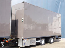 Burg mono temperature refrigerated trailer