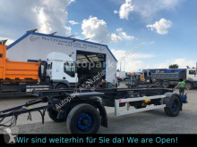 Ackermann chassis trailer