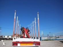 Stubenberger Anhänger Holztransporter
