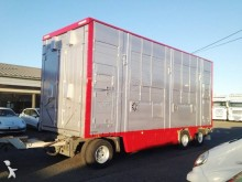 Pezzaioli Anhänger Viehtransporter