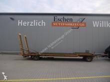 Obermaier 2 Achs Drehschemel, Blatt, BPW trailer