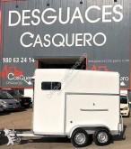 Alzada horse trailer