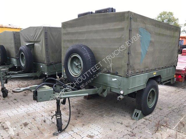 Vedere le foto Rimorchio nc SPYKSTAAL Wassertank-Anhänger SPYKSTAAL Wassertank-Anhänger 8x vorhanden!