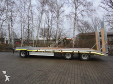 Moeslein 3 Achs Tiefladeranhänger, 9 m lang, Verzinkt trailer