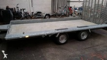 Hapert heavy equipment transport trailer
