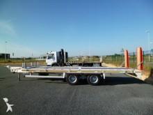 Gourdon heavy equipment transport trailer