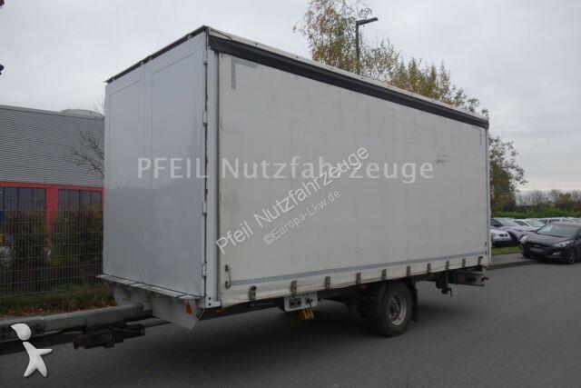 Remorque Krukenmeier 1 Achs Durchlader- BPW- Portal- Miete 550,00 €