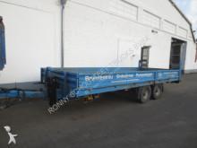 n/a Tandem Tandem Pritsche Tieflader 105 trailer