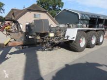 Carrier Jako - 24 ton trailer
