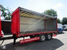 Spier beverage delivery flatbed trailer