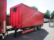 Spier beverage delivery flatbed trailer