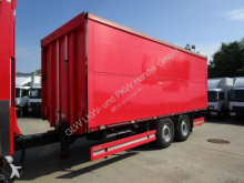 Spier 2-Achs TANDEM-Anhänger Getränke-Koffer LBW 2 to. trailer
