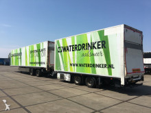Burg BPM 00-18 TCZXX / THERMO KING / LZV KOELCOMBINATIE INCL. TRAILER trailer