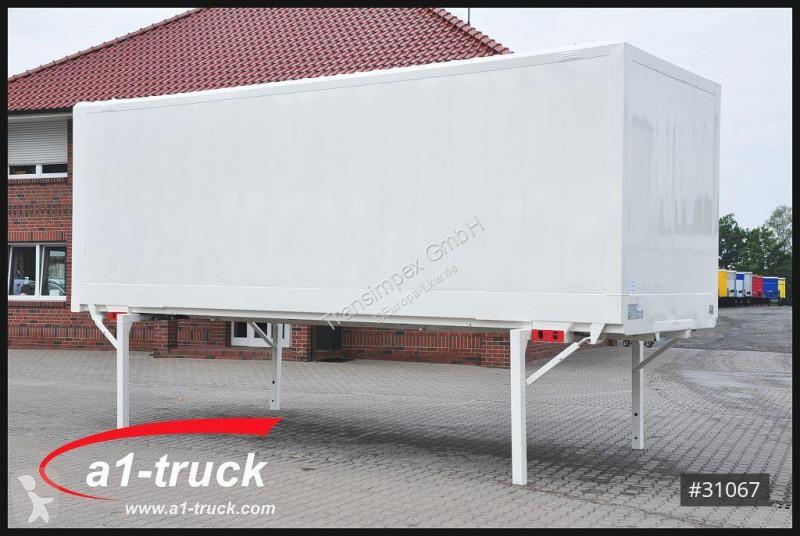 Zobaczyć zdjęcia Wyposażenie ciężarówek Krone WB BDF 7,45 Koffer, Code XL, Zurrösen, neu lackiert