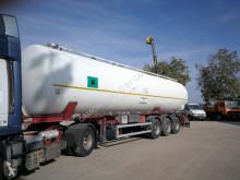 Piacenza S36R2T56, TRASPORTO GRANULATI 56 MC, VERIFICA SCADENZA 2025, semi-trailer
