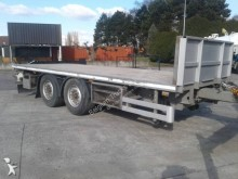 System Trailers panel carrier flatbed trailer