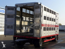 n/a Menke* 3 Stock* Viehtransport* BPW* Luft* trailer