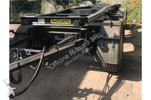 DAF HSA 1870 trailer