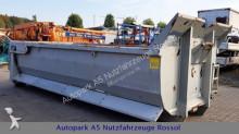 k.A. Sirch Muldenkipper 16,5m³ Halfpipe Anhänger