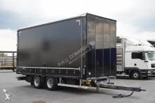 Wielton tautliner trailer