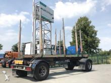 n/a Kurzholzanhänger MKH / 01105 luftgefedert trailer