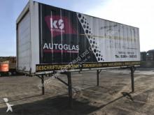 przyczepa do transportu kontenerów Krone