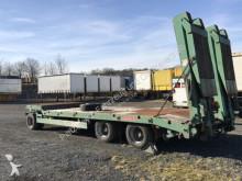 przyczepa do transportu sprzętów ciężkich Langendorf