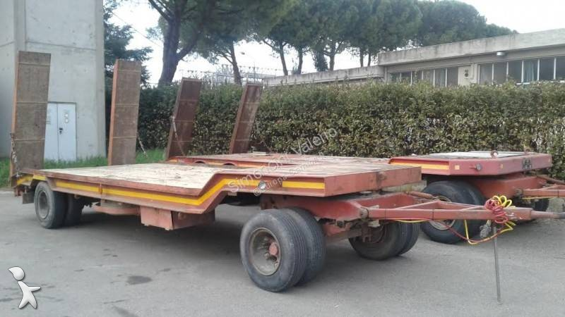 Trasporto macchinari Masina GM 110