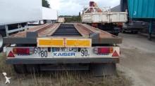 Robuste Kaiser Anhänger Container