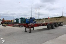 Schmitz container trailer