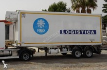 Record refrigerated trailer