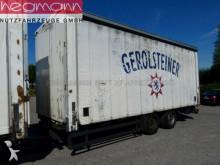 remorque Orten AG 18T, Save Sever Getränkeaufbau Schiebeplanen