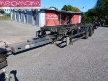 remolque Schmitz Cargobull ZWF 18 Maxi, 7,82 m, Fahrhöhe 1,12 m, deutsch