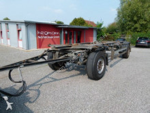 aanhanger Schmitz Cargobull AWF 18, standart BDF-Lafette, verzinkt, deutsch