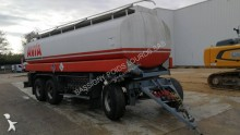Gilibert oil/fuel tanker trailer