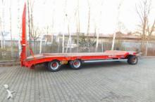 Müller-Mitteltal 3 Achs Tieflader Anhänger trailer