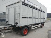 Müller-Mitteltal PV12 Viehanhänger f.Großvieh 6,82m NEU AUFGEBAUT trailer