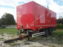 Omar hook lift trailer