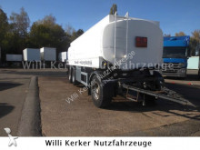 Bunge tanker trailer