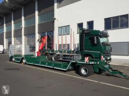 neu Anhänger Maschinentransporter