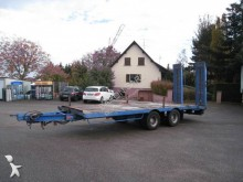 Castera heavy equipment transport trailer