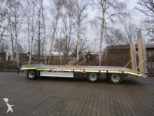 Möslein 3 Achs Tiefladeranhänger, 9 m lang, Verzinkt trailer