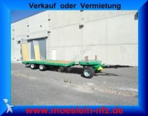 Möslein 3 Achs Tieflader Neufahrzeug Anhänger