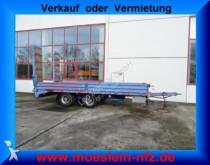 remorque Müller-Mitteltal 19 t Tandemtieflader