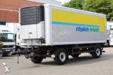 Ackermann Carrier Maxima 1000 + Strom/ Rolltor + LBW trailer