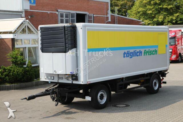 Remorque Ackermann Carrier Maxima 1000/Strom/Rolltor/LBW/TÜV Neu