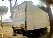 Lecitrailer multi temperature refrigerated trailer