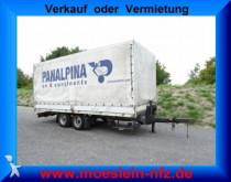 Ackermann Tandemplanenanhänger trailer