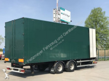 remorque nc 18 t. Tandem Koffer m. Doppelstock Durchlade
