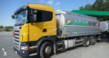 Scania R420 LB6X2MNB trailer